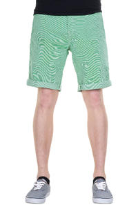 Carhartt Unit Bermuda Yazoo Shorts (green stone washed)