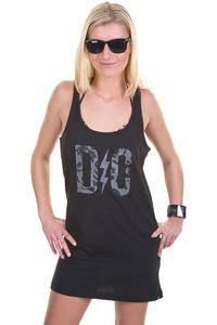DC Rose Logo Tank-Top girls (black)