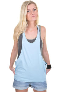 DC Beal SP Tank-Top girls (light blue)
