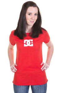 DC Star SP13 T-Shirt girls (tomato)