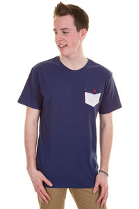 Makia Pocket T-Shirt (sodalite blue)