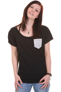 Makia Pocket SP13 T-Shirt girls (black)