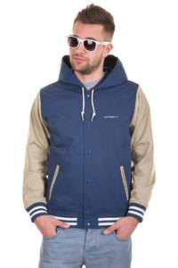 Carhartt Robson Jacke (naval stone beige)