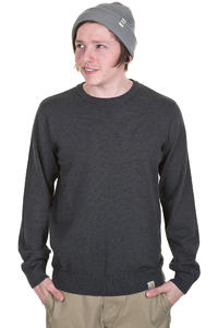Carhartt Playoff Sweatshirt (black heather)