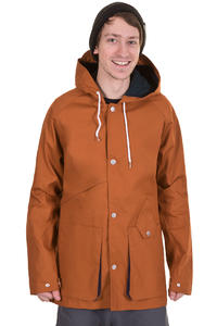Volcom Storken Jacke (copper)