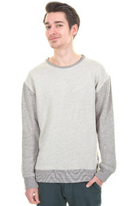 Analog Champ Crew Sweatshirt (heather grey)