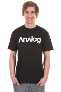 Analog Analogo T-Shirt (black)