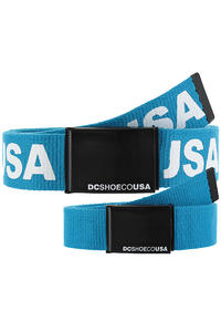 DC Chinook 5 Belt reversible  (bright blue)