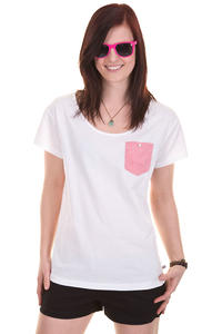 Makia Pocket SP13 T-Shirt girls (white)