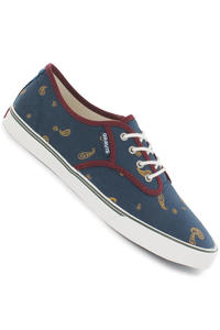 Gravis Slymz Schuh (navy paisley)