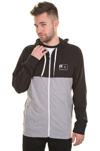 DC Principle Zip-Hoodie (heather grey)