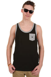 DC Contra Pocket Tank-Top (black)