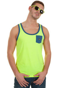 DC Contra Pocket Tank-Top (fluorescent yellow)
