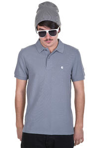 Carhartt Slim Fit Polo-Shirt (pigeon white)