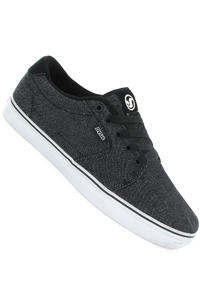 DVS Convict Twill Shoe (black acid wash)