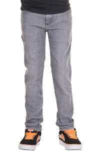 DC Skinny Dipped Jeans kids (grey washed)