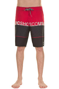 DC Released Boardshorts (athletic red)