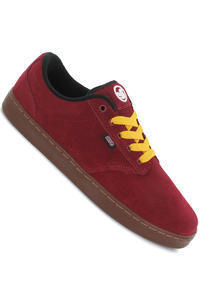 DVS Inmate Suede SP13 Schuh (burgundy)