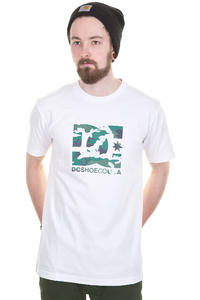 DC The Race T-Shirt (white)