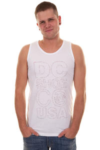 DC On My Level Tank-Top (white)