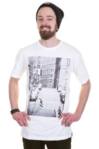 DC Downhill T-Shirt (white)