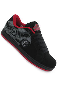 DVS Mastiff Nubuck Deegan Schuh (black)