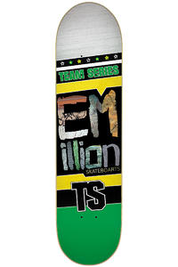 "EMillion Team Series 7.75"" Deck (green)"