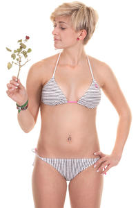 DC Endra Bikini-Oberteil girls (stripes down)