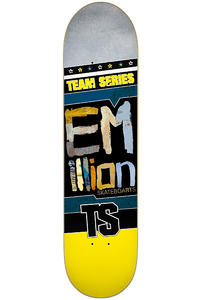 "EMillion Team Series 8.5"" Deck (yellow)"