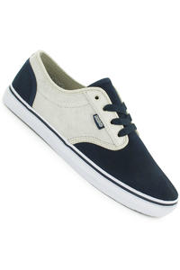DVS Rico CT Suede Shoe (white navy)