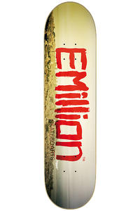 "EMillion Art Series Trippin 7.75"" Deck (city)"
