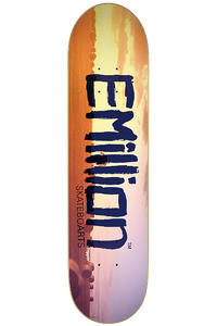"EMillion Art Series Trippin 7.875"" Deck (field)"