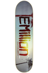 EMillion Art Series Trippin 8&quot; Deck (palm)
