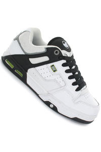 DVS Enduro Heir Leather Shoe (white black action)