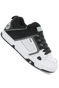 DVS Comanche Nubuck SP13 Shoe (black white)