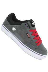 DVS Ignition CT Suede Shoe kids (grey black)