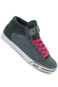 DVS Farah Mid Canvas Schuh girls (navy)