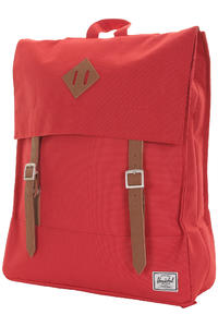 Herschel Survey Rucksack (red)