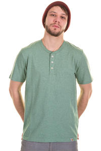 Carhartt Henley T-Shirt (bog heather)