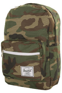 Herschel Pop Quiz Rucksack (woodland camo)