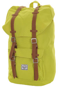 Herschel Little America Backpack (lime punch)