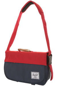 Herschel Mill Bag (red navy)