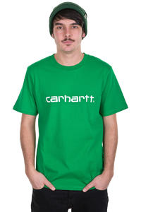 Carhartt Script T-Shirt (ivy white)