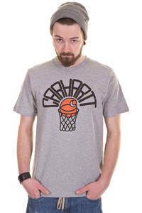 Carhartt Basketball Net T-Shirt (grey heather multicolor)