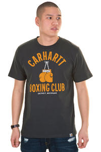 Carhartt Box Club T-Shirt (asphalt multicolor)