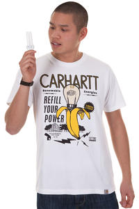 Carhartt E Food T-Shirt (white multicolor)