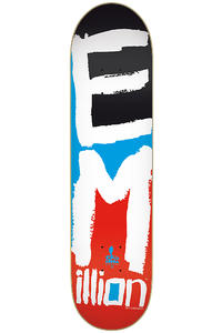 "EMillion Cobra II Series 8"" Deck (red)"