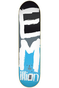 "EMillion Cobra II Series 8.125"" Deck (lightblue)"