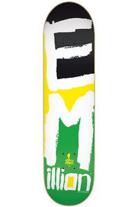 "EMillion Cobra II Series 8.25"" Deck (green)"