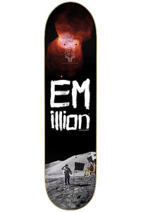 "EMillion Moon Safari 7.75"" Deck (black)"
